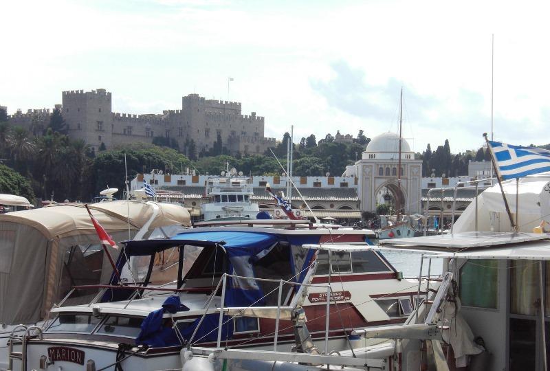 UNESCO-Welterbe Rhodos-Stadt