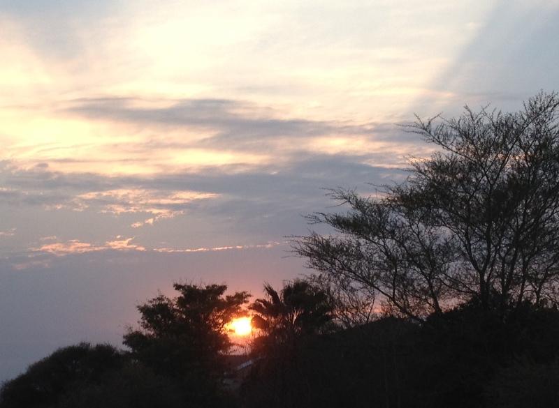 Sonnenuntergang_Afrika