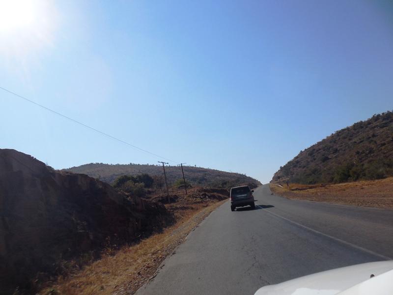 Familienreise Botswana Südafrika