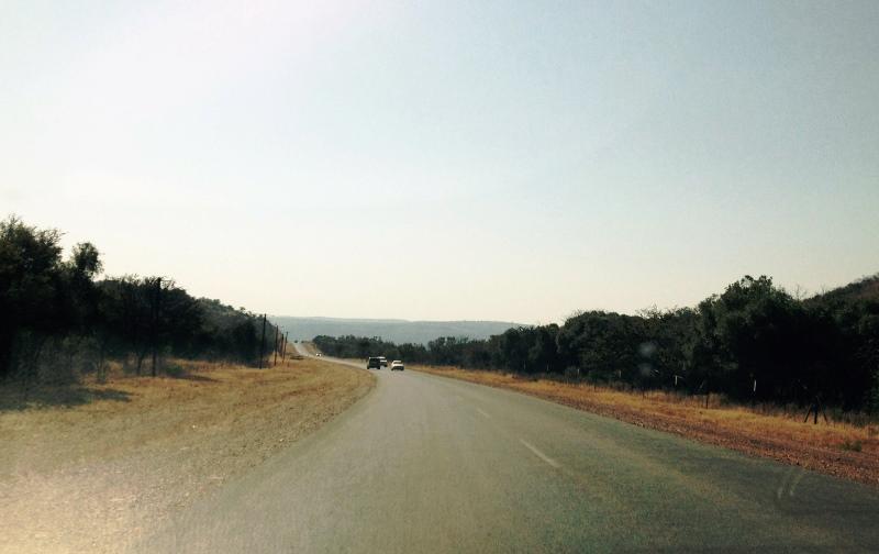 Grenze Südafrika_Botswana