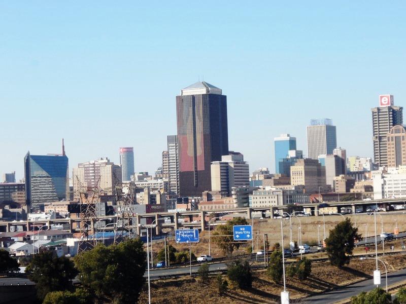 Sommerferien in Johannesburg