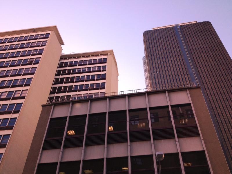 Brutal Architecture, Johannesburg