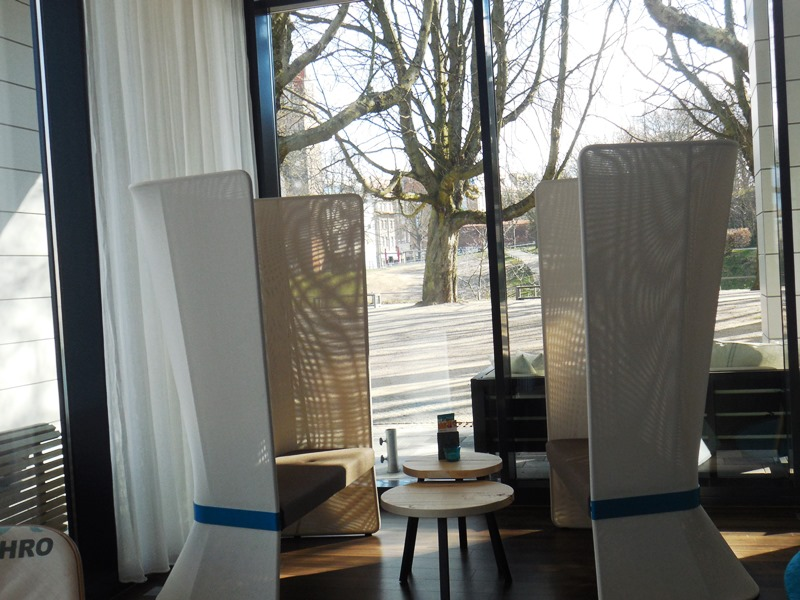 One Lounge Motel One Rostock