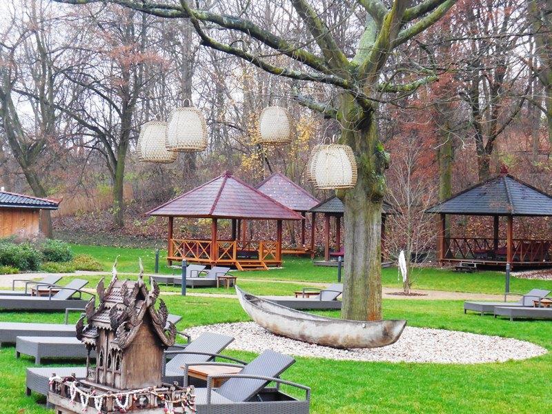 Sauna Oase Berlin Vabali Spa