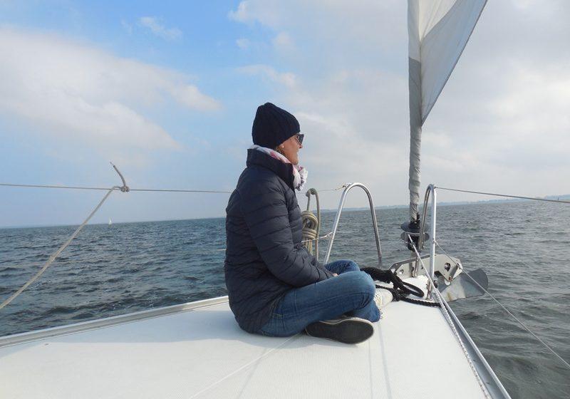 Segeltörn auf der Ostsee_Yachtcharter Stralsund
