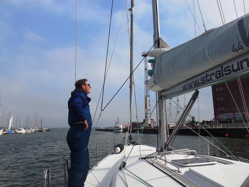 Segelbootverleih Ostsee