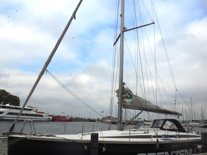 Yachtcharter Segelboot