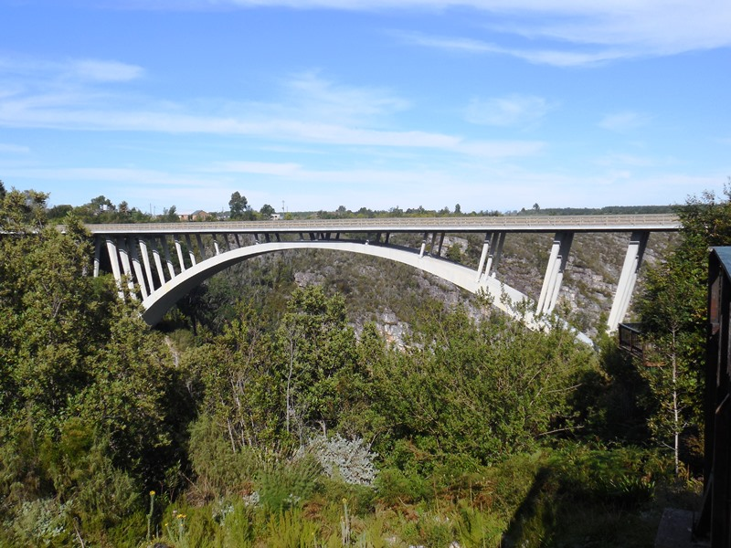 Storms River Bridge_Garden Route