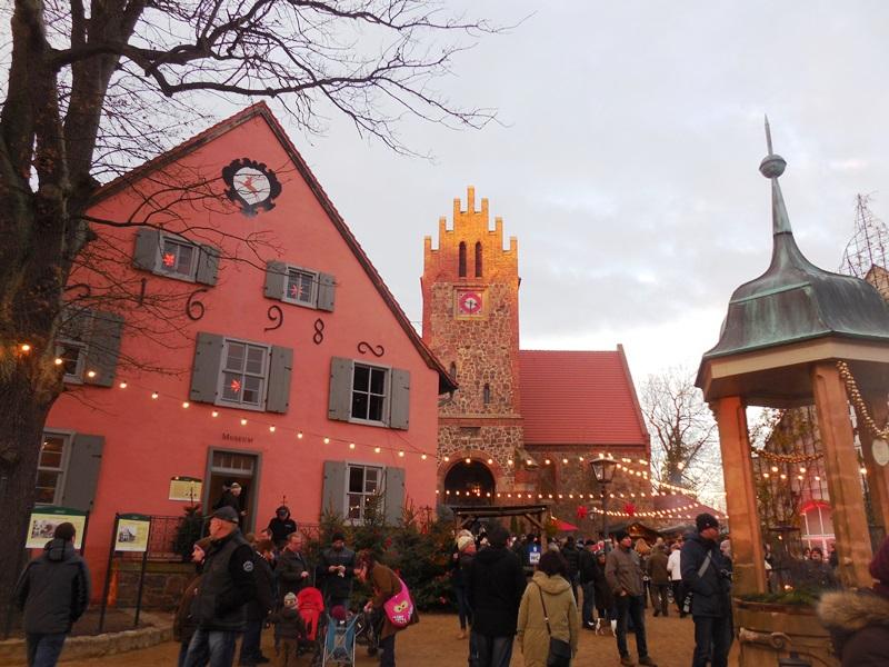 Weihnachtsmärkte in Brandenburg_Liebenberg