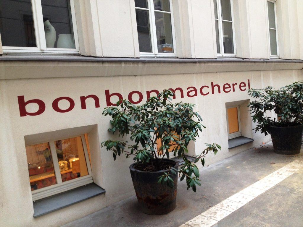 Familientipp Berlin Bonbonmacherei