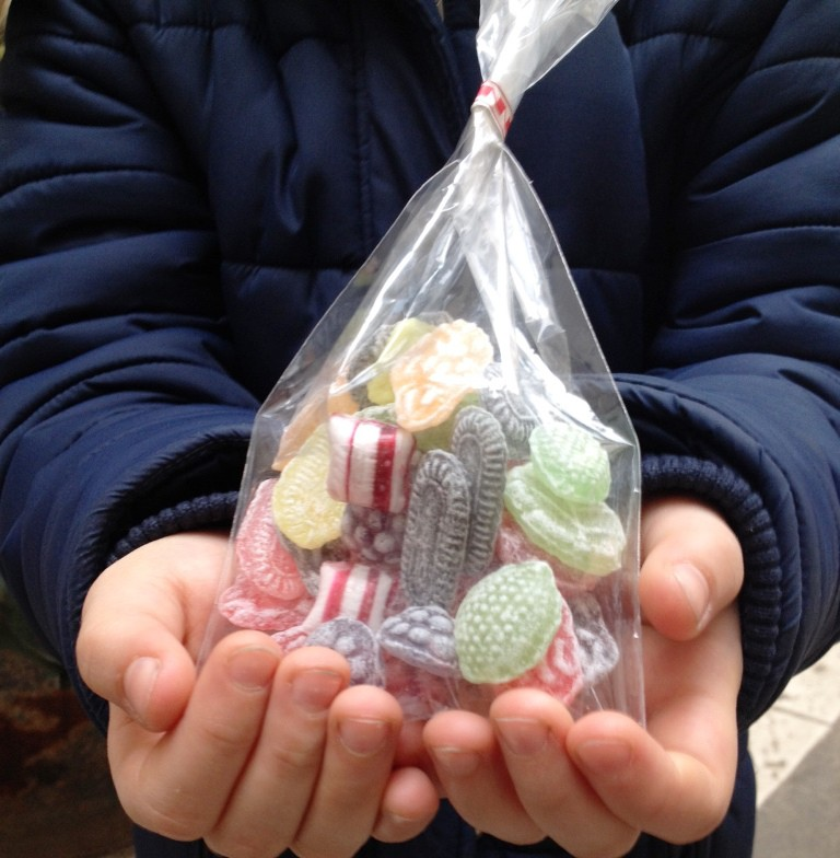Bonbonmacherei Berlin-Mitte Bonbons nach altem Rezept