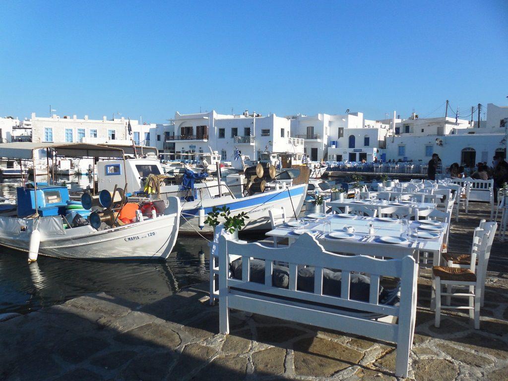 Familienurlaub Kykladen Griechenland Paros