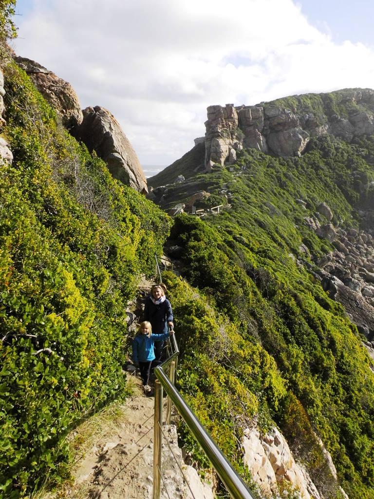 Wandern mit Kindern Südafrika