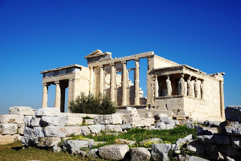 Athen Akrópolis
