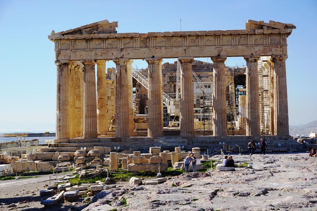 Akrópolis_Parthenon_Athen