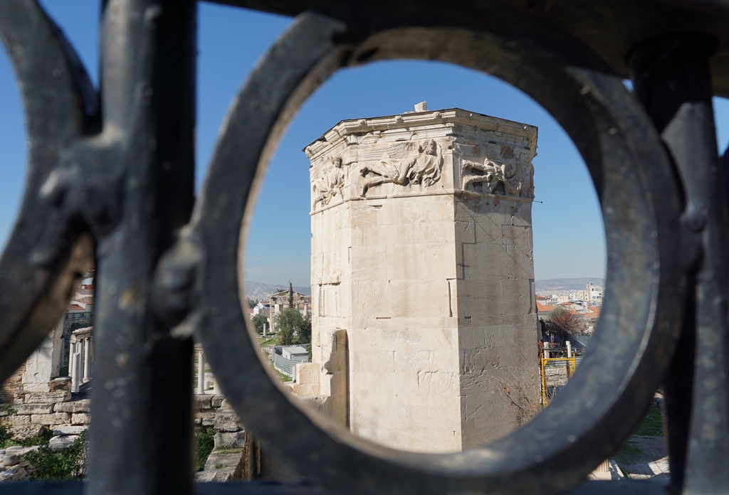 Stop over Athen_Turm der Winde