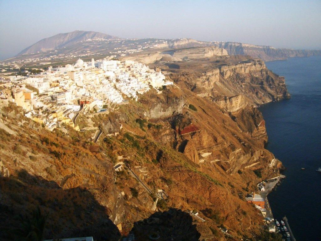 Santorini_Inselhüfen_Griechenland