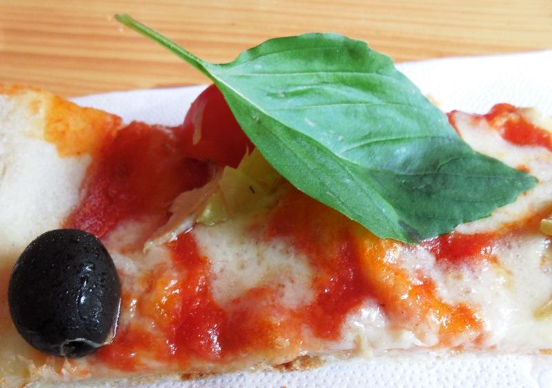 Kulinarischer Stadtrundgang Berlin-Schöneberg, Garda Pizza