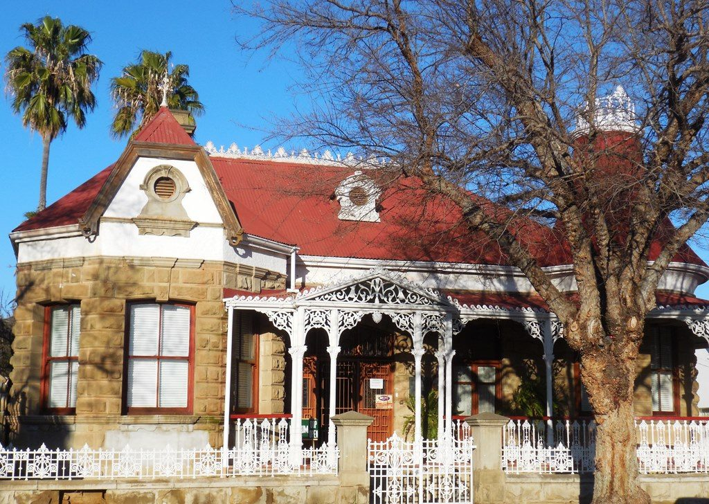 Oudtshoorn Hauptstadt der Straußenzucht_Viktorianische Villa