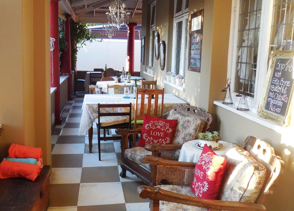 Restaurant Nostalgie Oudtshoorn