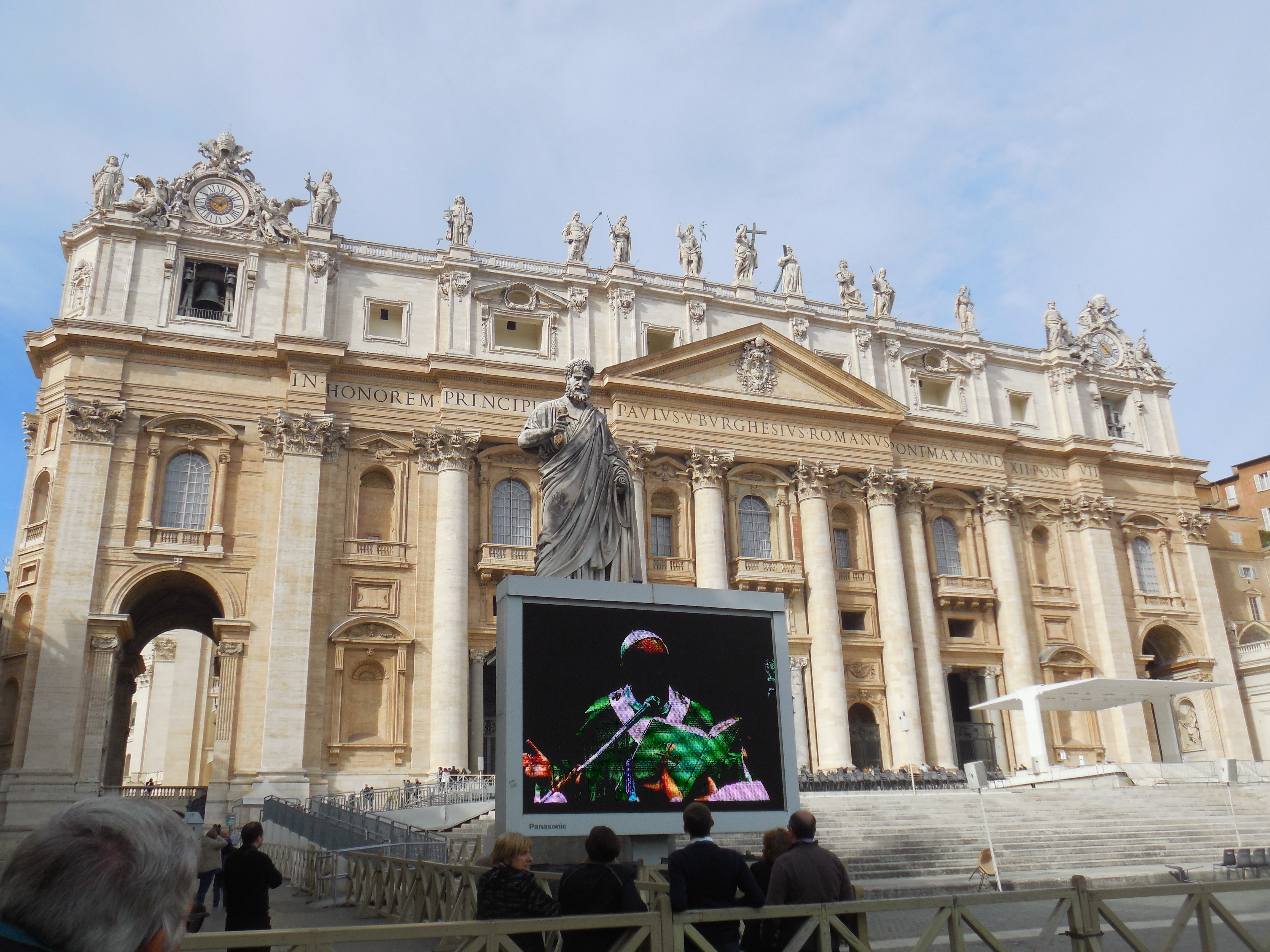 Vatikan_Sonntagsmesse_Papst_Franziskus