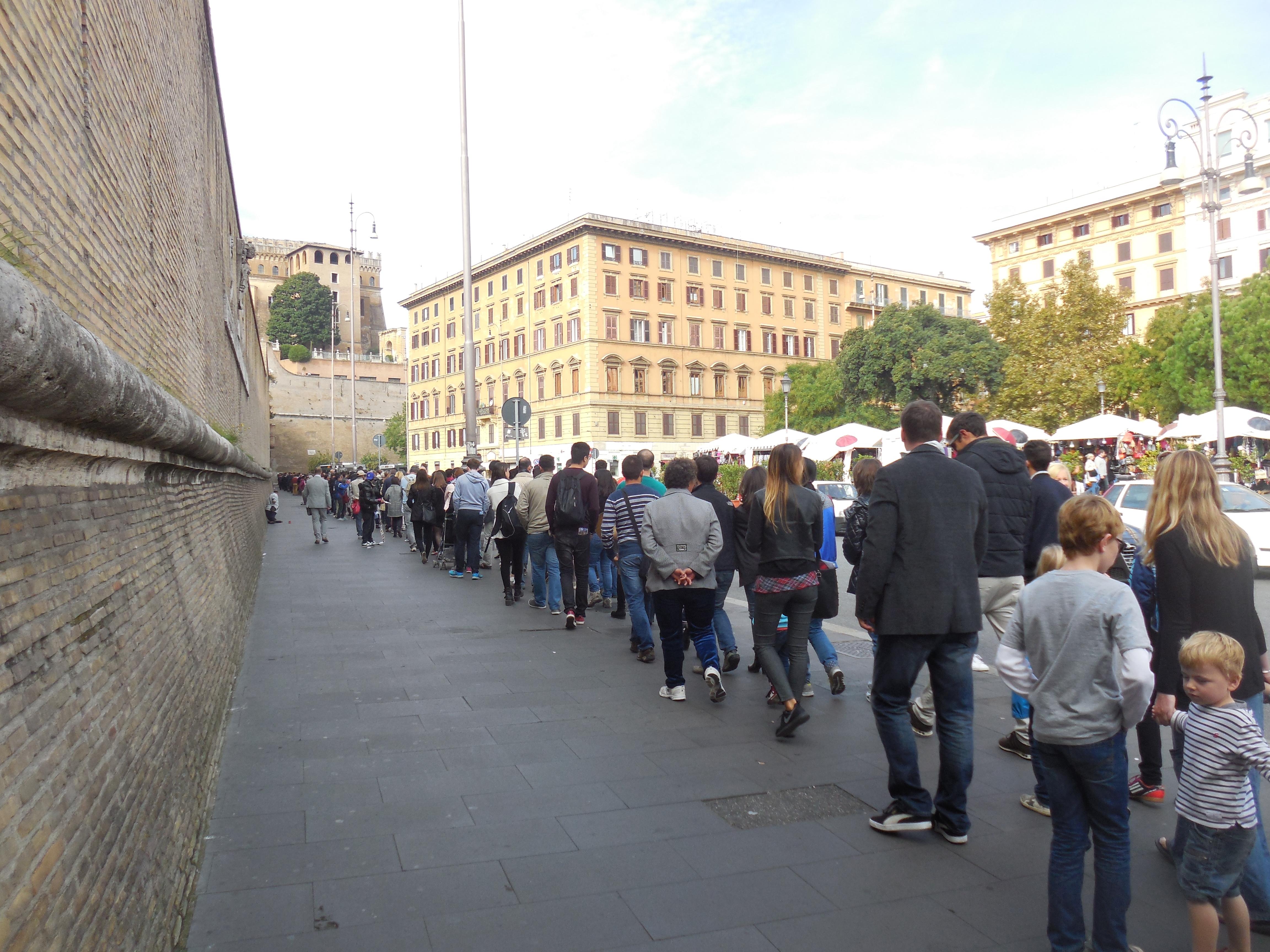 Vatikanische Museen Kostenloser Eintritt