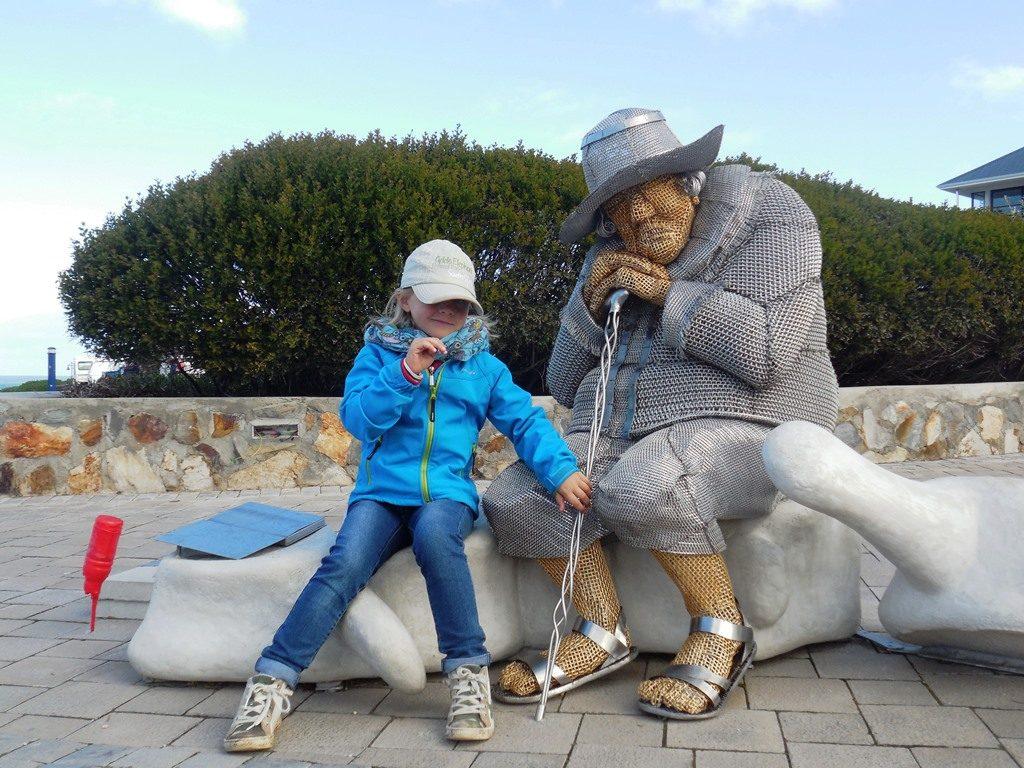 Südafrika mit Kindern_Walbeobachtung Hermanus