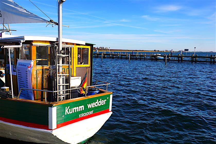 Insel Poel_Kirchdorf_Hafen