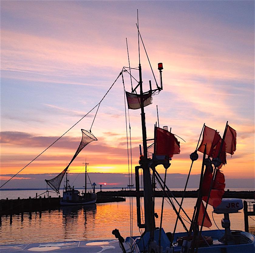 Sonnenuntergang Ostsee, Timmendorf Strand, Insel Poel