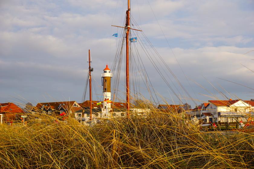Leuchtturm, Timmendorf Strand, Poel, Hafen