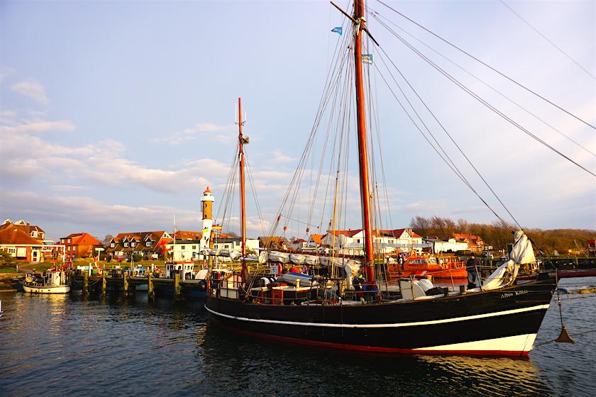 Hafen Timmendorfer-Strand, Poel