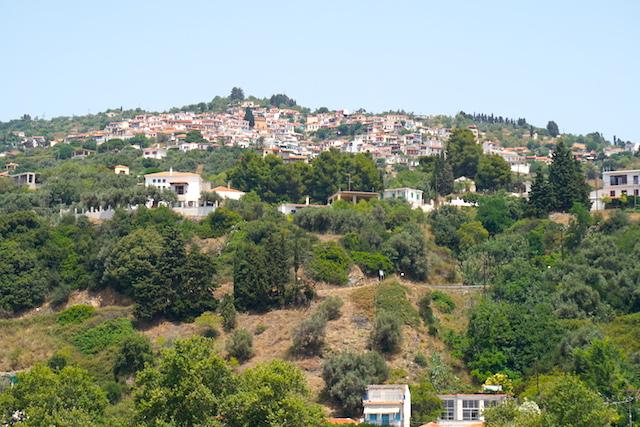 Glossa, Mamma Mia Insel Skopelos