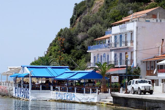 Mamma Mia Insel Skopelos, Loutraki