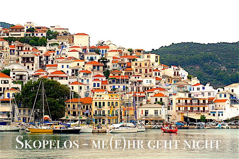 Mamma Mia-Insel Skopelos