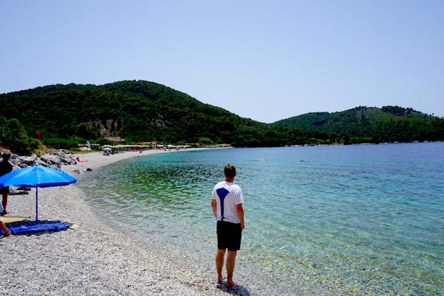 Mamma Mia Inse Skopelos, Panormos Beach