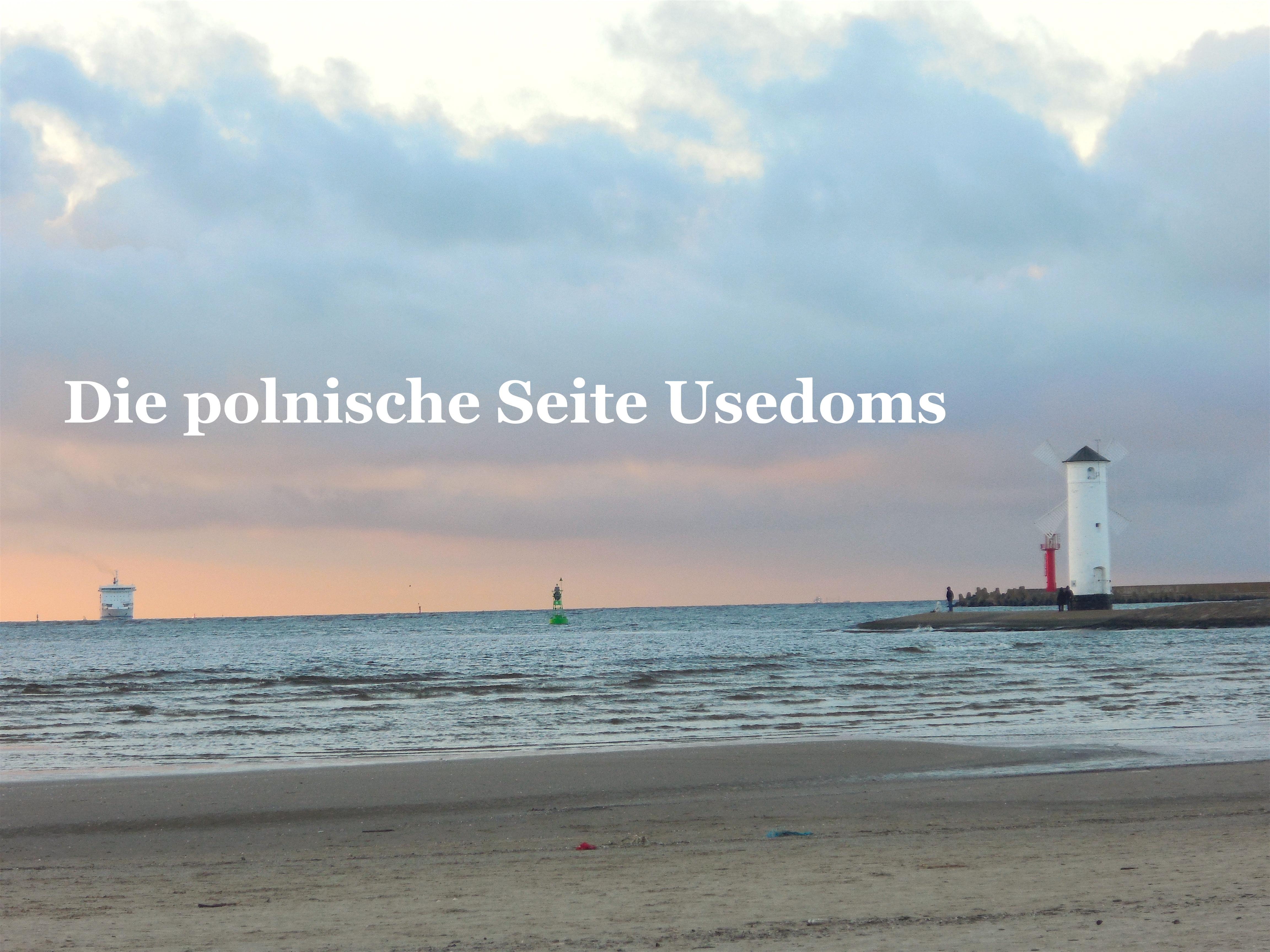 Strand polnische Ostsee Usedom