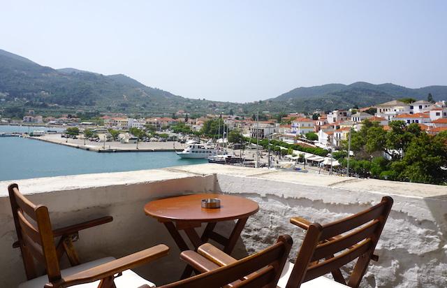 Skopelos-Stadt, Nördliche Sporaden