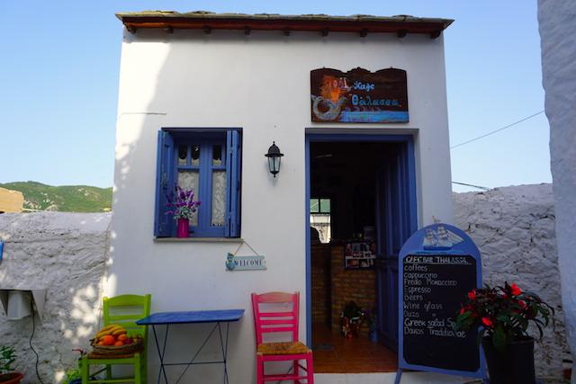 Altstadt, Skopelos, Mamma Mia Insel