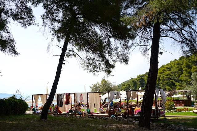 Kastani Beach, Skopelos, Mamma Mia Film-Drehort