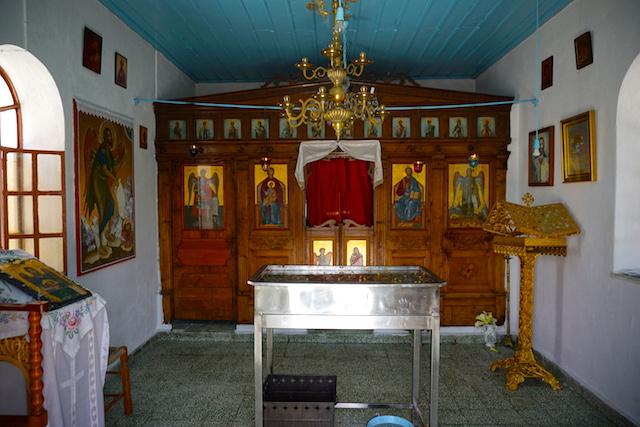 Mamma Mia Kirche Agios Ioannis Kastri, Skopelos
