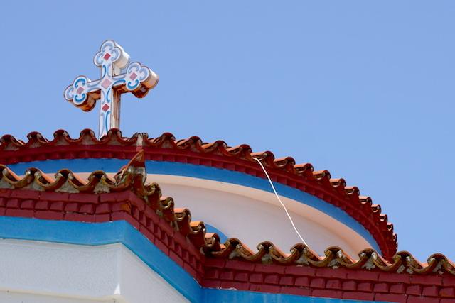 Kirche Mamma Mia Insel Skopelos