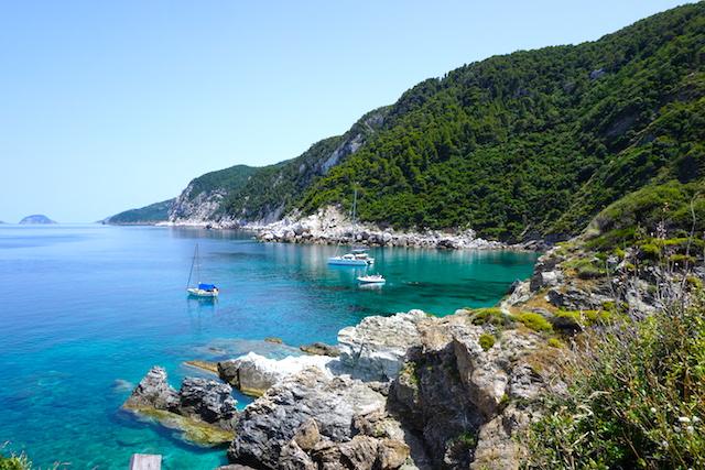 Mamma Mia Drehorte Griechenland, Skopelos
