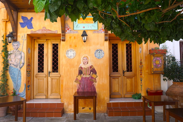 Skiathos Stadt, Mamma Mia-Drehort