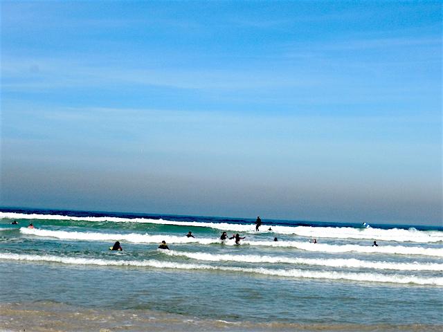 Surfer-Hotspot Südafrika, Muizenberg