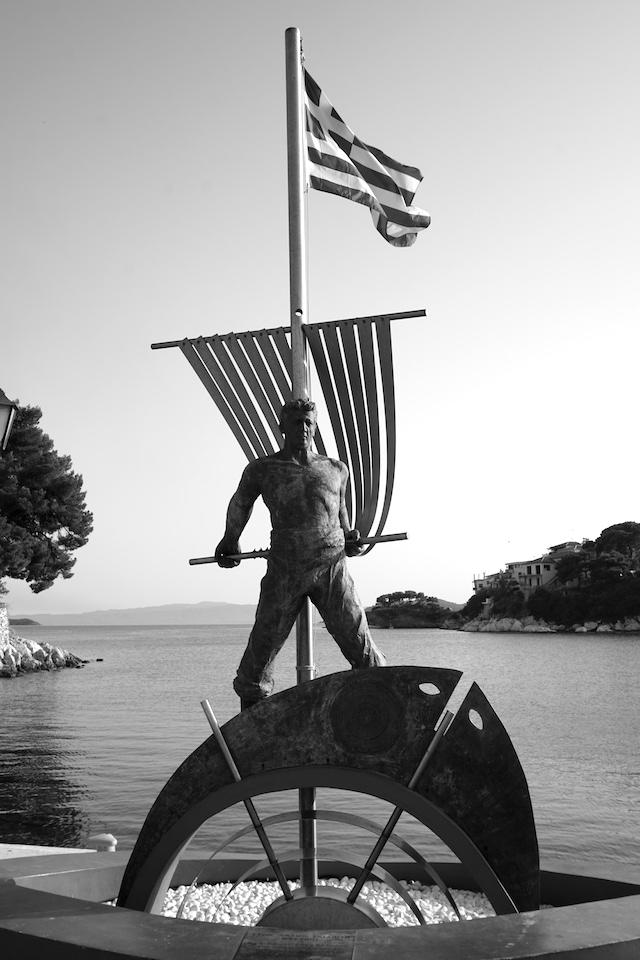 Hafen Skiathos, Nördliche Sporaden