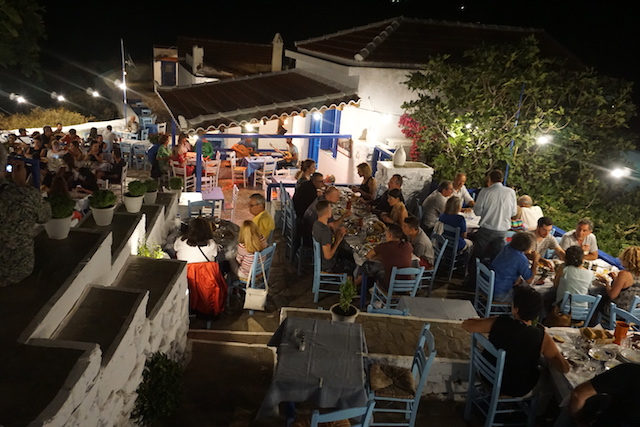Taverne Anatoli Restaurant Skopelos-Stadt