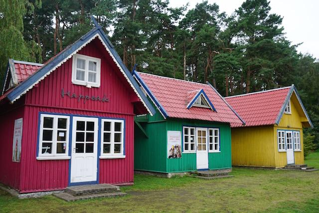 Kurische Nehrung, Familienreise Baltikum