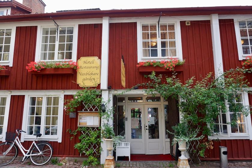 Schweden Eksjö Holzstadt