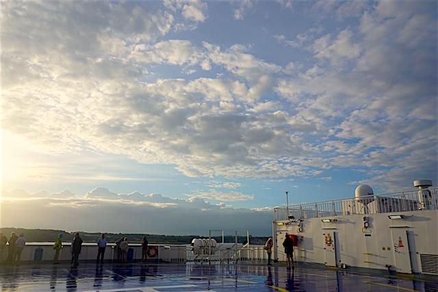 Fähre Kiel nach Klaipeda
