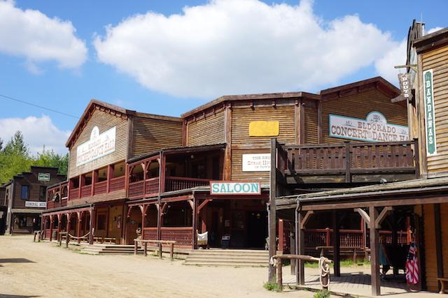 Eldorado Westernstadt Templin